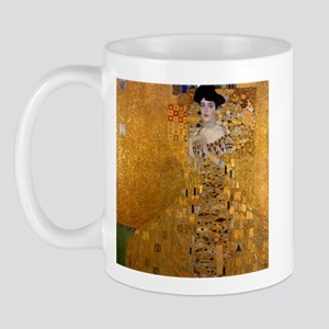 Klimt Portrait of Adele Bloch-Bauer Mug