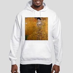 Klimt Portrait of Adele Bloch-Bauer Hooded Sweatsh