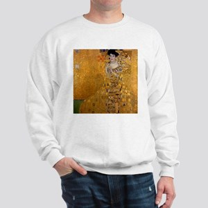Klimt Portrait of Adele Bloch-Bauer Sweatshirt