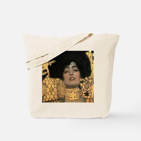 Gustav Klimt Judith (Detail) Tote Bag