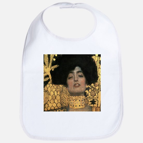 Gustav Klimt Judith (Detail) Bib