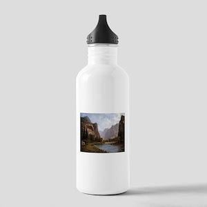 Bierstadt Gates Of Yosemite Stainless Water Bottle