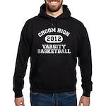 Choom High Varsity Basketball Hoodie (dark)