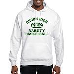 Choom High Varsity Basketball Hooded Sweatshirt