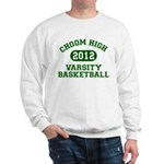 Choom High Varsity Basketball Sweatshirt