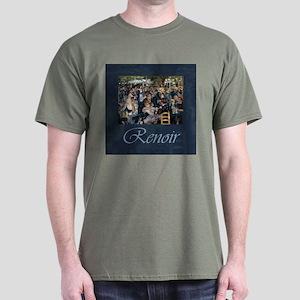 Renoir Le Moulin de la Galette Dark T-Shirt