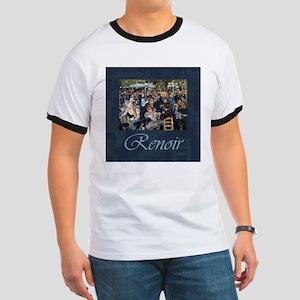 Renoir Le Moulin de la Galette Ringer T