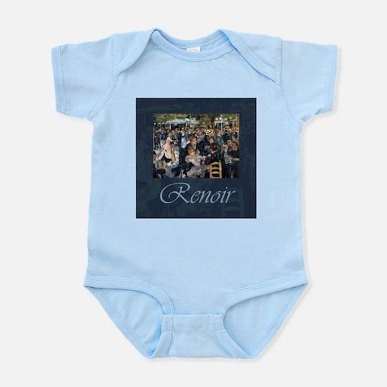 Renoir Le Moulin de la Galette Infant Bodysuit