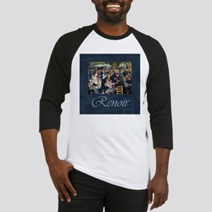 Renoir Le Moulin de la Galette Baseball Jersey