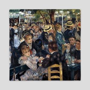 Renoir Le Moulin de la Galette Queen Duvet