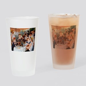 Renoir Luncheon Of The Boating Party Drinking Glas