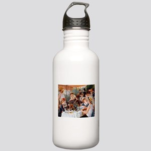 Renoir Luncheon Of The Boating Party Stainless Wat