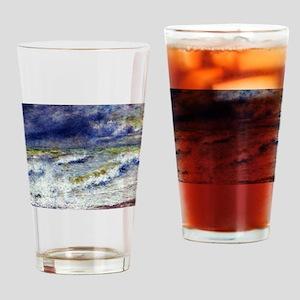 Renoir Seascape Drinking Glass
