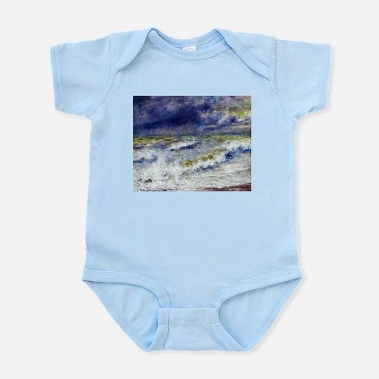 Renoir Seascape Infant Bodysuit