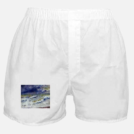 Renoir Seascape Boxer Shorts