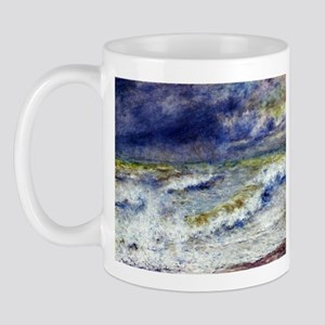 Renoir Seascape Mug