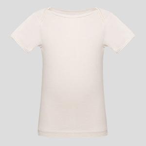 HOT vs CRAZY Organic Baby T-Shirt