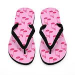 Pink Music Lover Flip Flops