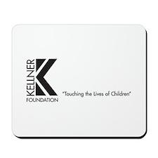 Kellner Foundation Logo Mousepad