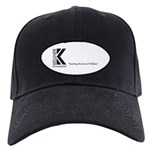 Kellner Foundation Logo Black Cap