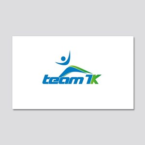 TeamTK 20x12 Wall Decal
