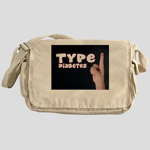88d3056f67 Type 1 Diabetes Messenger Bags - CafePress