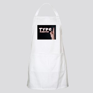 Type 1 diabetes Apron