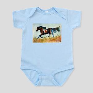Painted Horse Infant Bodysuit