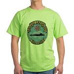 USS LAPON Green T-Shirt