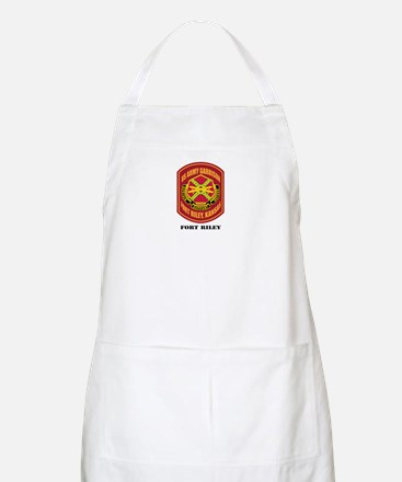 Fort Riley with Text Apron