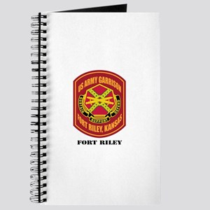 Fort Riley with Text Journal