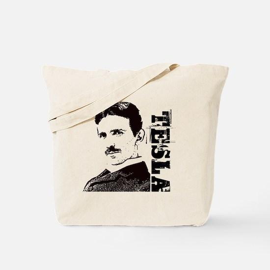 Tesla Fan Tote Bag