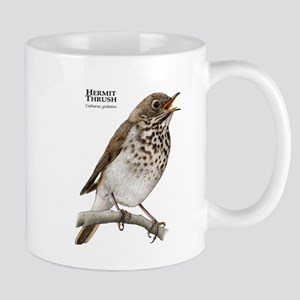 Hermit Thrush Mug