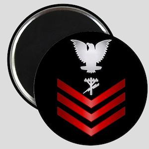 Navy Construction Electrician First Class Magnet