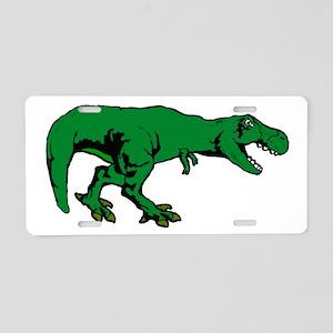 T Rex Aluminum License Plate