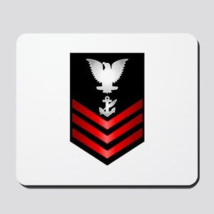 Navy Counselor First Class Mousepad