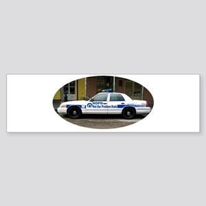 NOPD Sticker (Bumper)