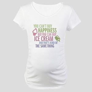 happiness Maternity T-Shirt