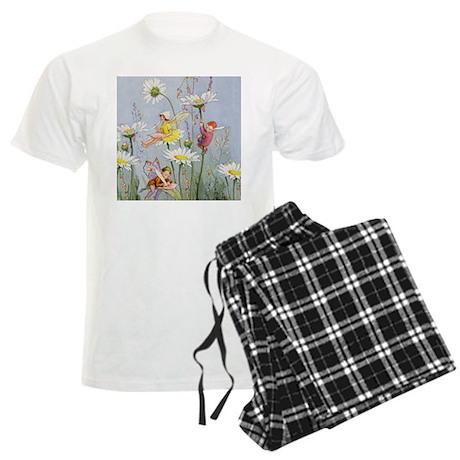 FAIRIES_Moon Daisies_SQ.png Men's Light Pajamas