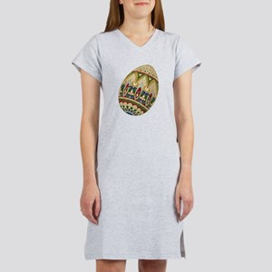 Ornate Easter Egg Women's Nightshirt
