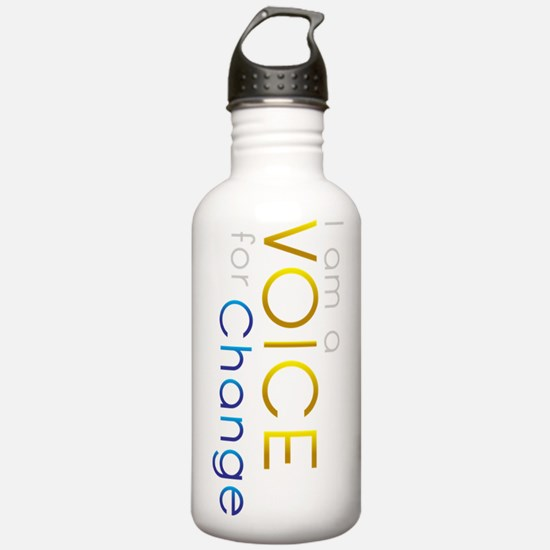 Empowering Change Water Bottle