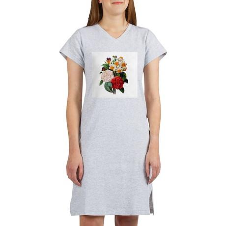 3-redoute.jpg Women's Nightshirt