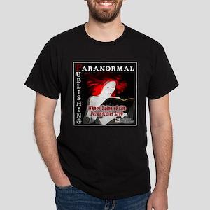 Paranormal Publishing log Dark T-Shirt
