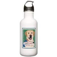 Assistance Dog Week Stainless Water Bottle 1.0L