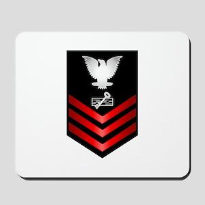 Navy Disbursing Clerk First Class Mousepad