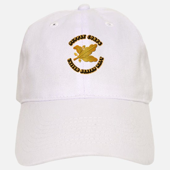 Navy - Supply Corps Baseball Baseball Cap