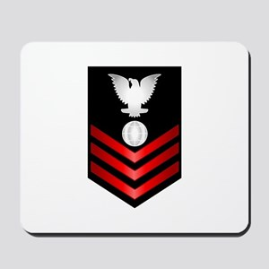 Navy Electrician's Mate First Class Mousepad