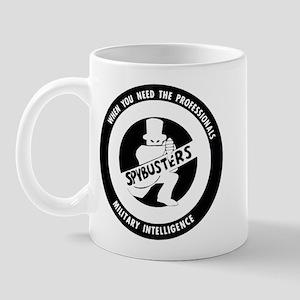 Military Intelligence Mug