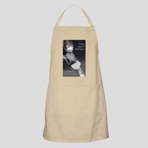 Fifty cups Apron