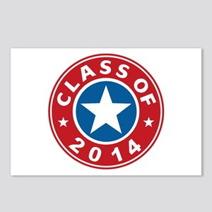 Class Of 2014 USA Postcards (Package of 8)